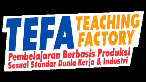 Teaching Factory SMK Nusantara 1 Comal Pemalang Jawa Tengah