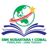 LOGO SMK NUSANTARA 1 COMAL PEMALANG
